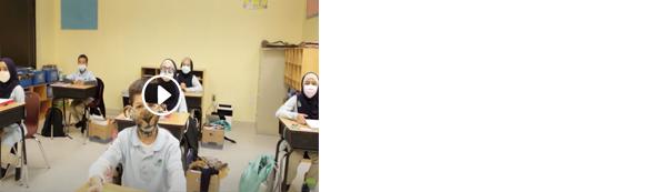 Yasmeen recites Surah Al-'Adiyat